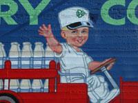 Severn Dairies Milk Boy