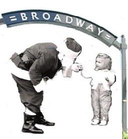 Holidays on Broadway