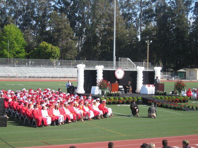 BHS 2009 graduation