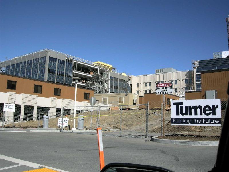 New Hospital under construction2