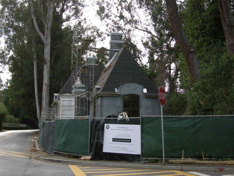 Carriage House rebuild1