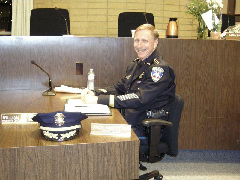 Chief Van Etten