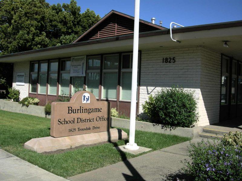 Bgame School Dist building