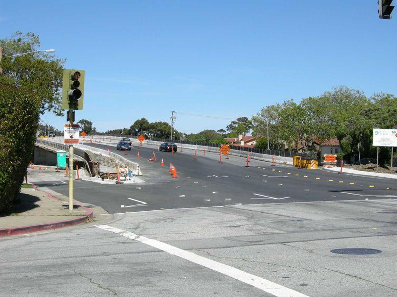 Peninsula Ave overpass2