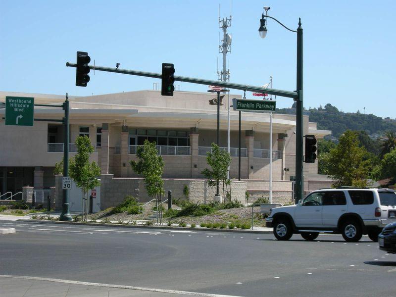 SMPD building