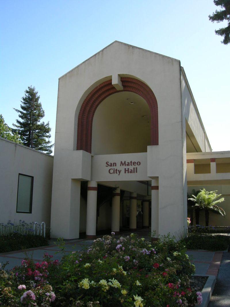San Mateo City Hall