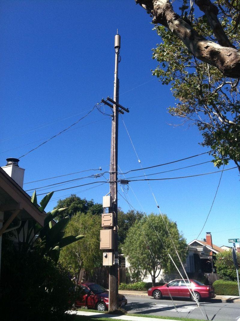 Extanet antenna