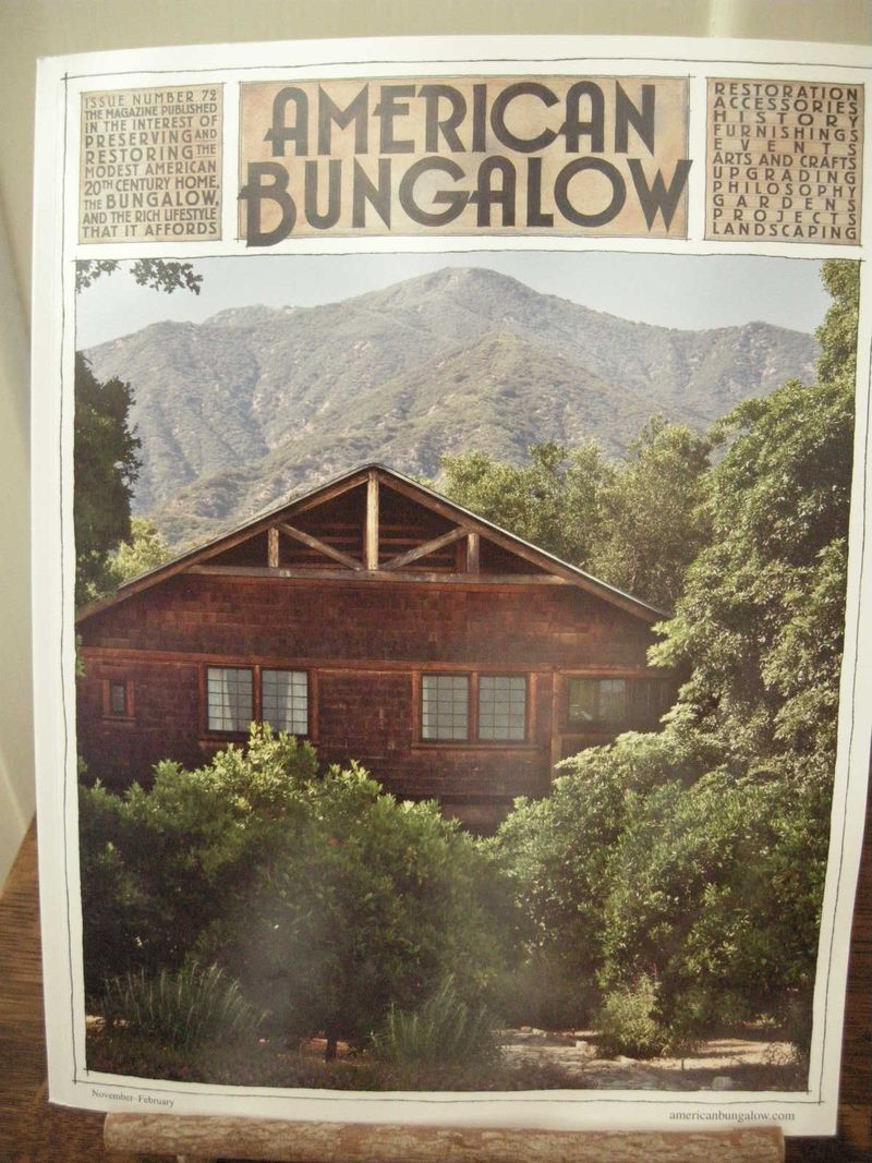 Amer Bungalow mag72