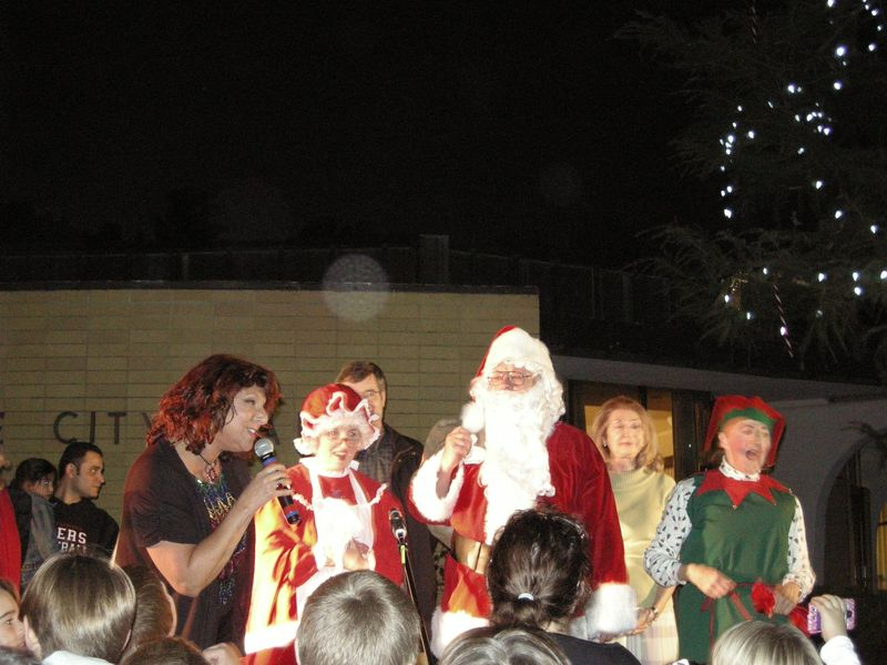 Mr and Mrs Claus 2011