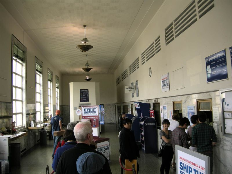 Post Office line