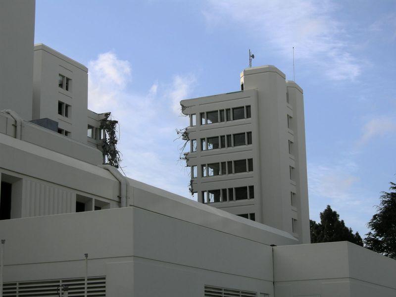 Old Hospital Demo3