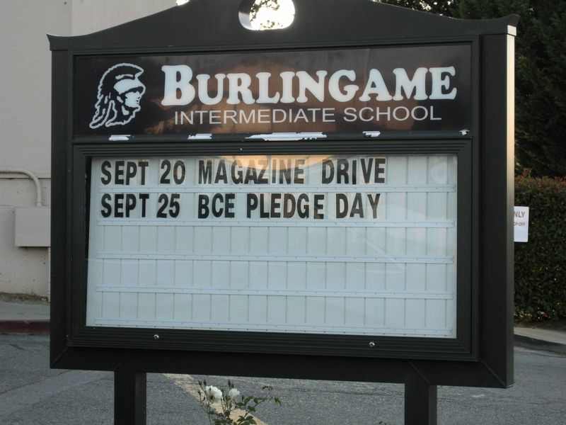 BCE Pledge day