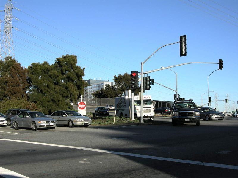 Broadway overpass