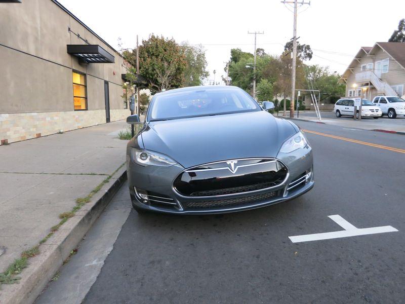 Tesla on Park