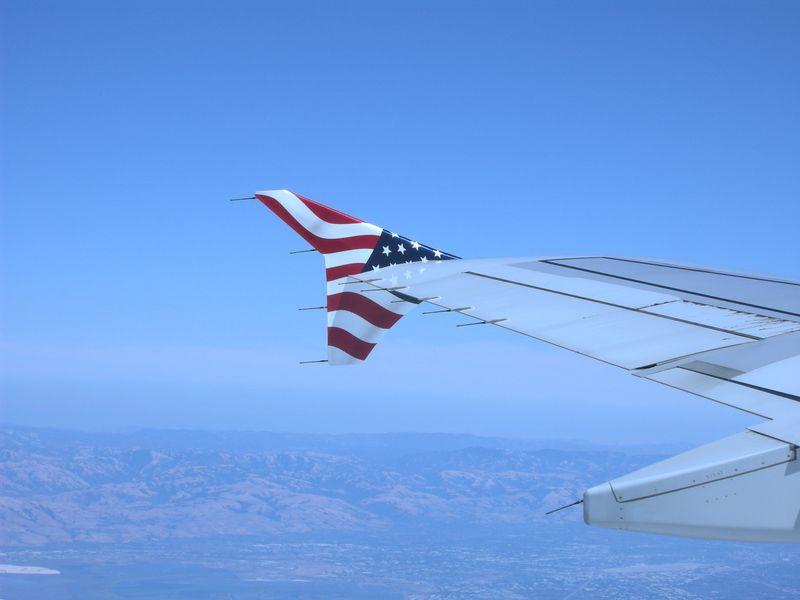 Virgin Air wingtip