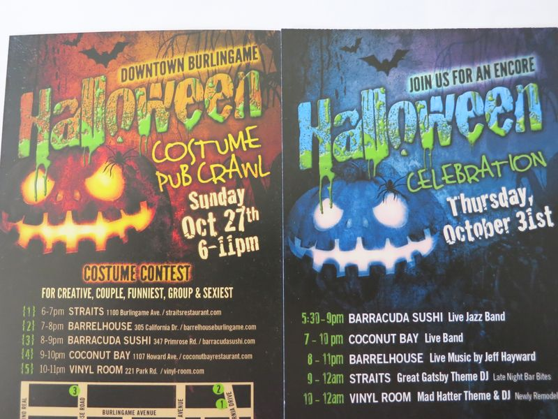 Halloween 2013 events