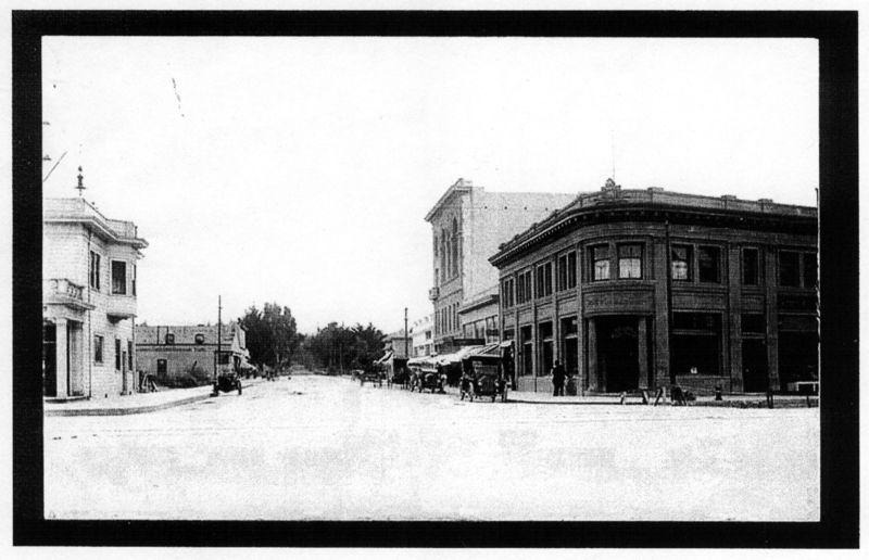 Burl. Ave. c.1909