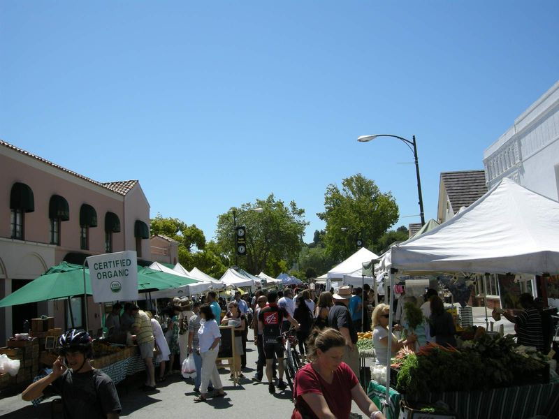 Farmer's Mkt on Primrose