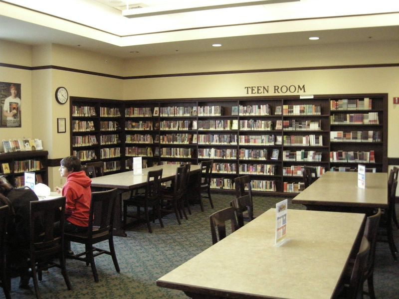 Library Teen Room