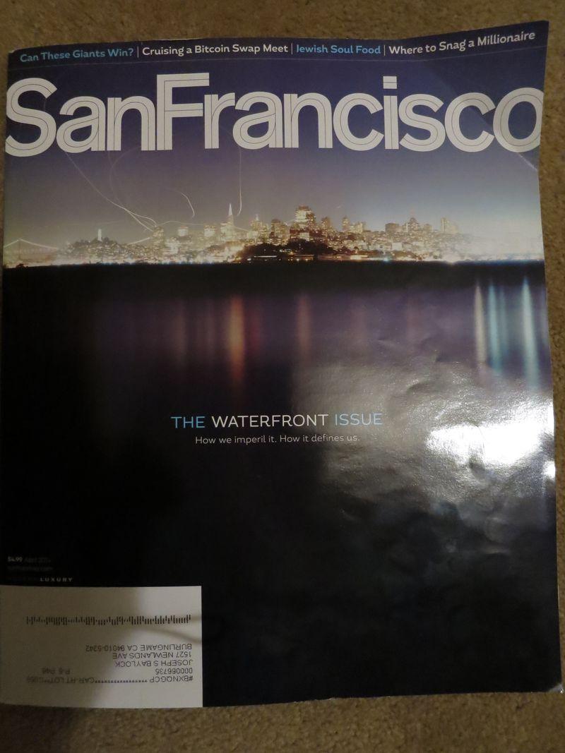SF Mag April14