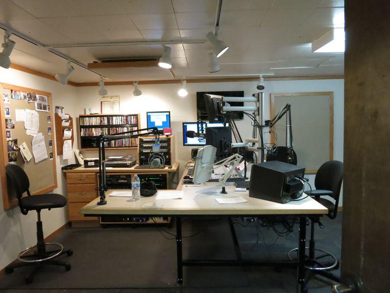 KCSM Studio