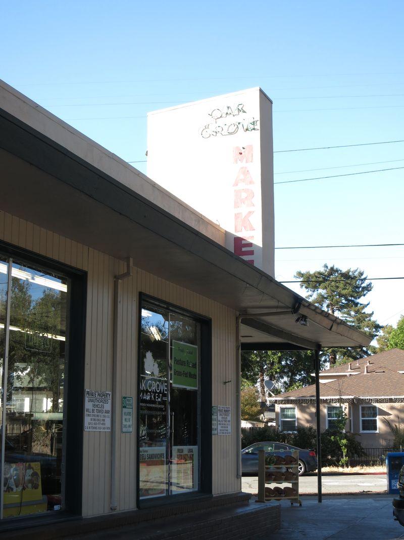 Oak Grove market