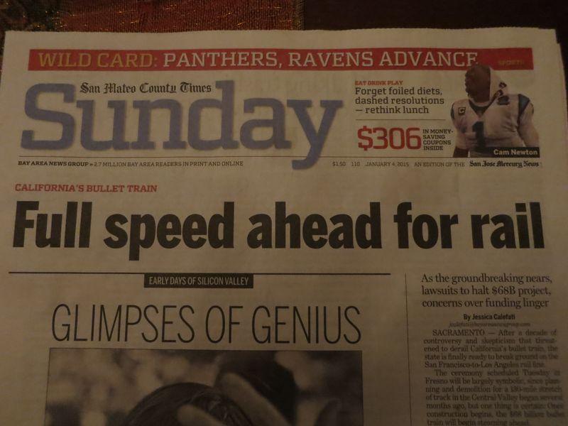 Groundbreaking headline