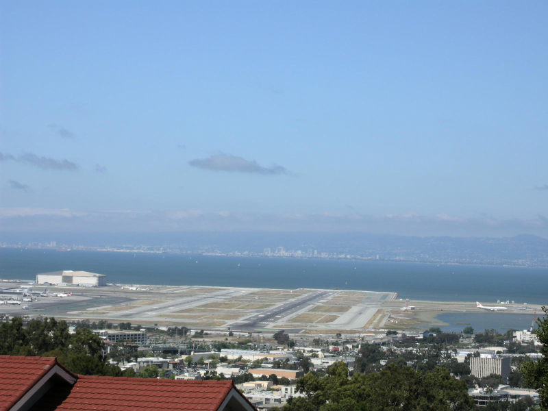 SFO Runways