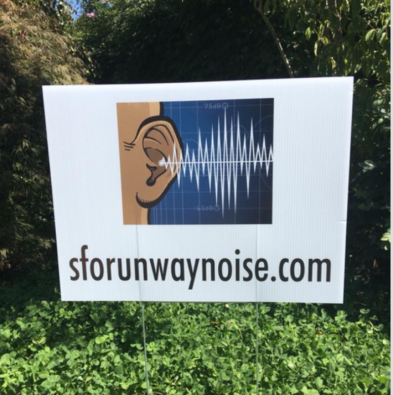 Sforunwaynoise sign