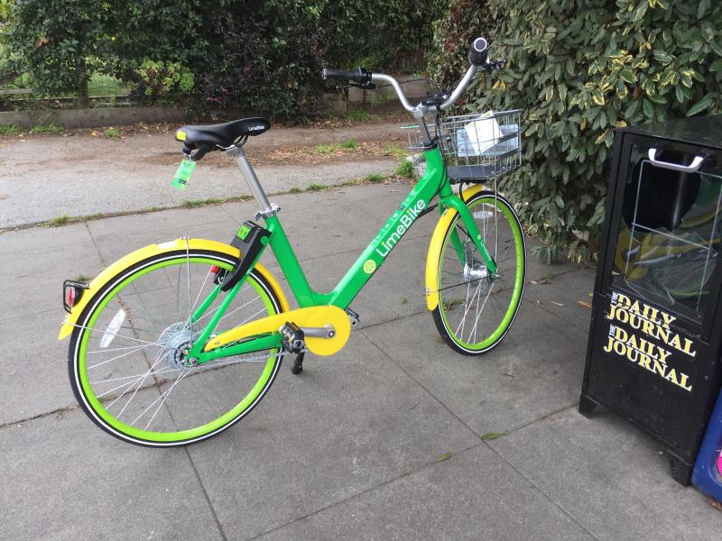 Lime Bikes2