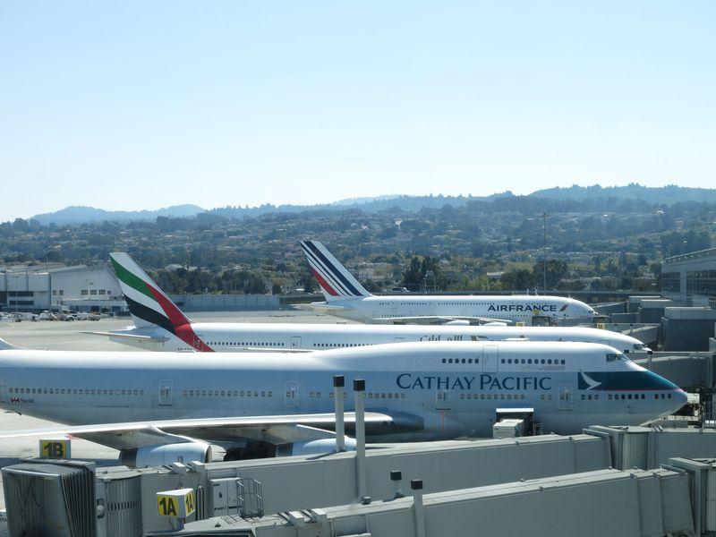 Airport Air France Bgame