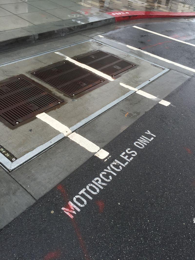 Motorcycles spots