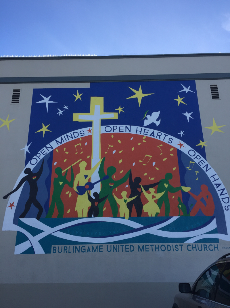 UMC Mural