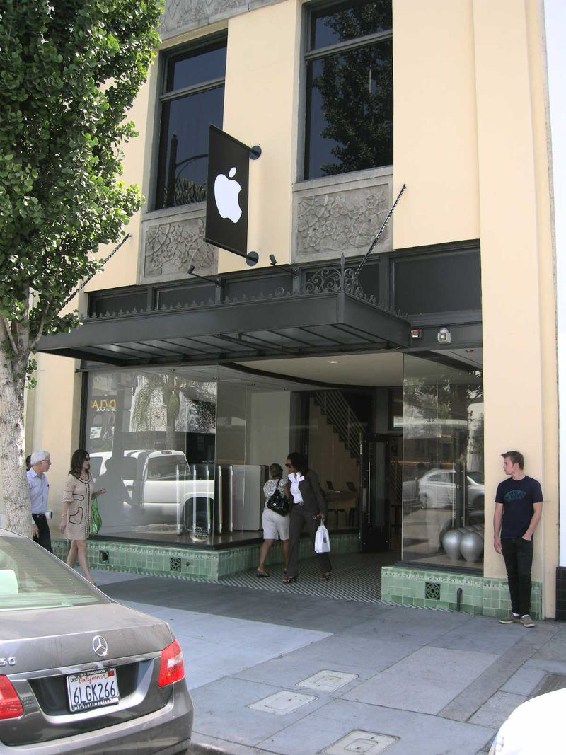 Apple Store_Old Pasadena1