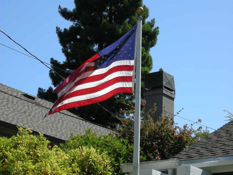 Flag on the Fourth