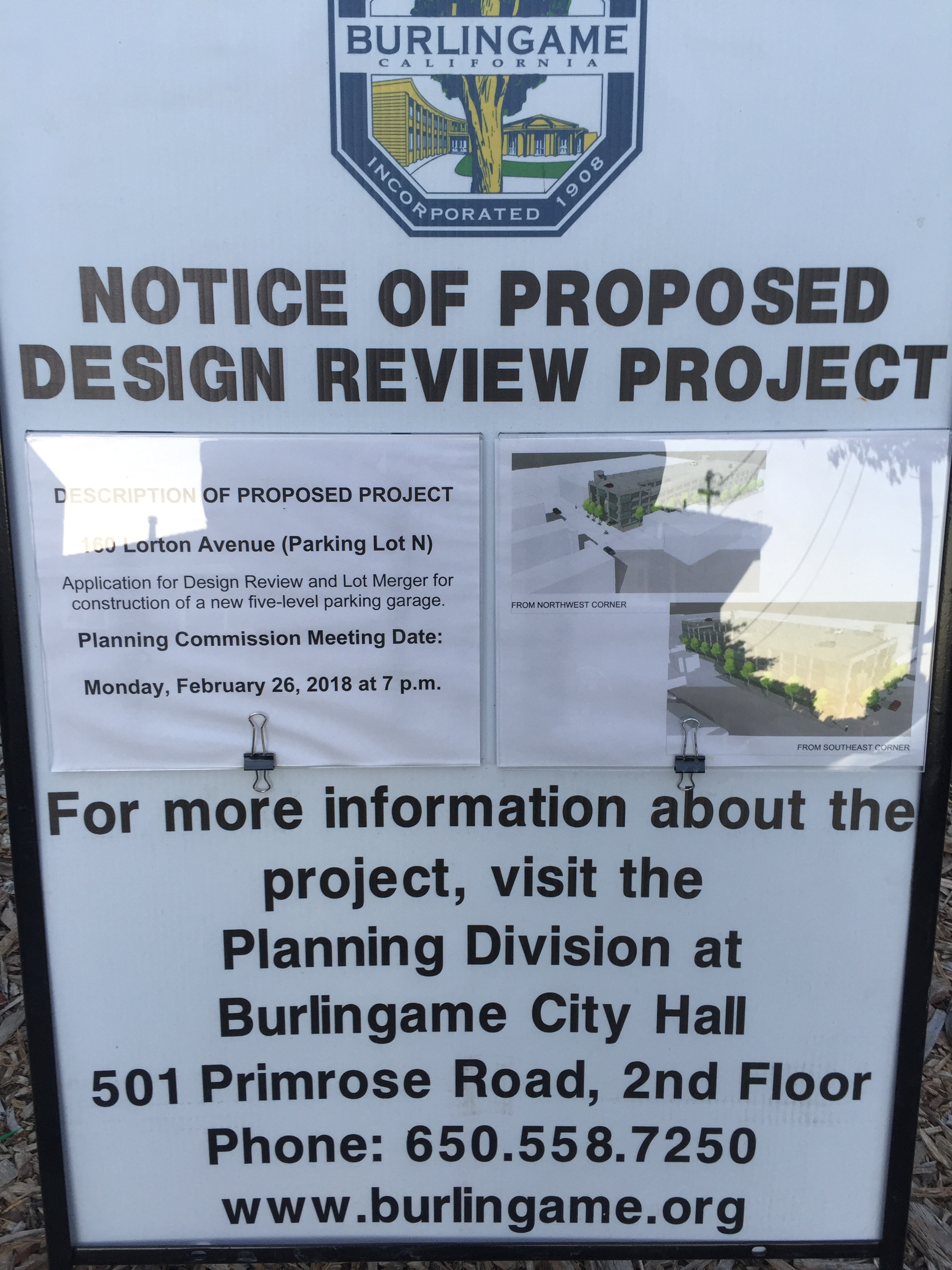 The Burlingame Voice: Downtown Specific Plan