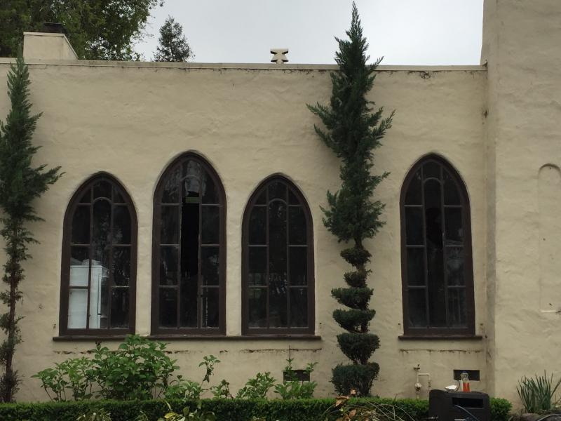 Bgame Park Spanish style teardown windows