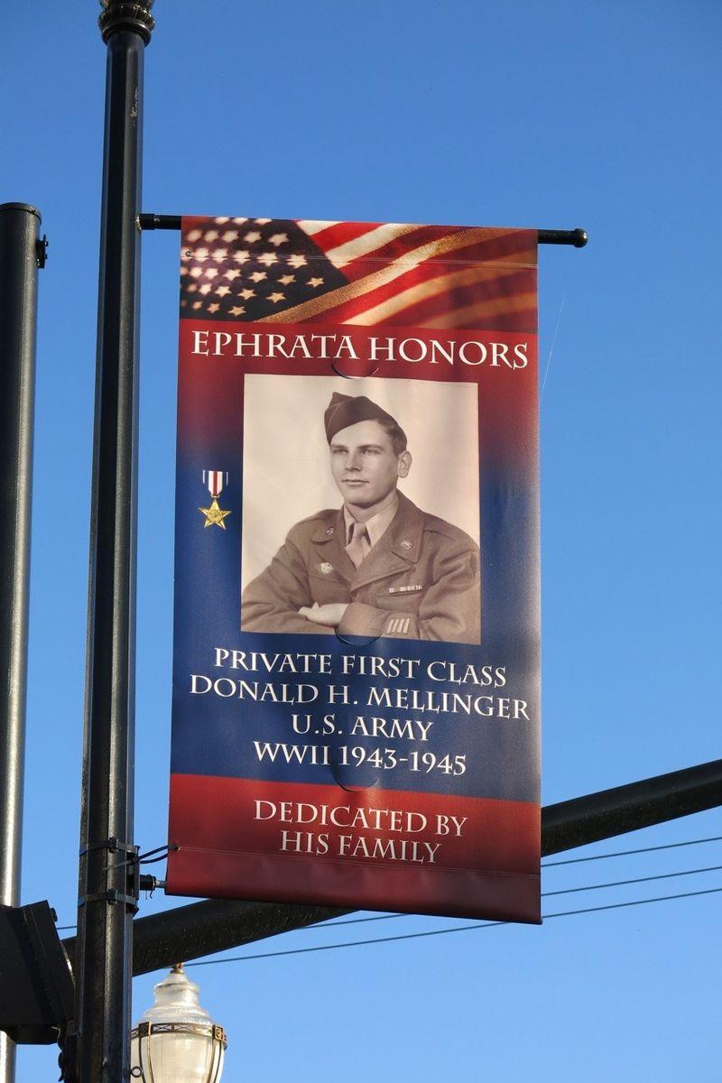 Veteran banner_Ephrata PA
