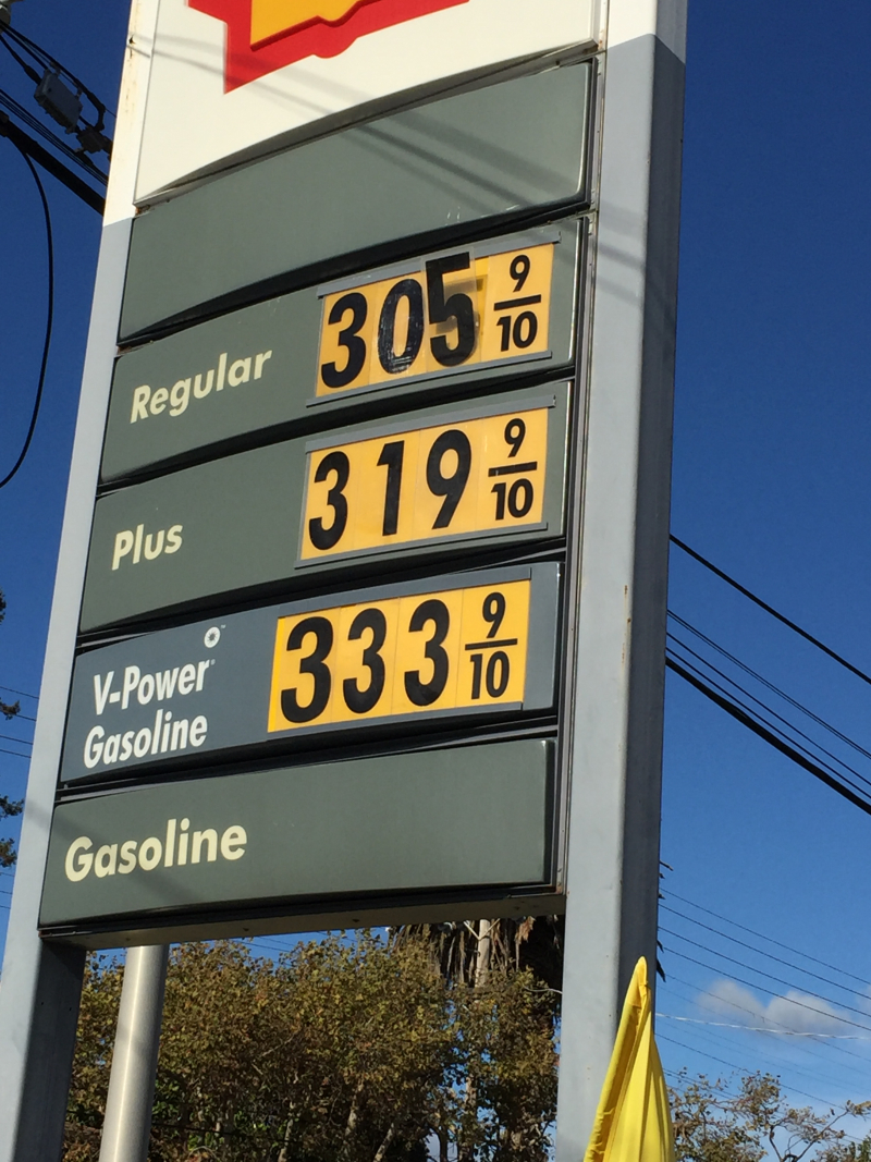 Gas Prices 103017 pre tax