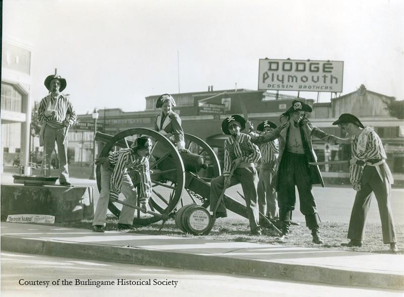 BHistoricalSoc 1934 cannon promotion