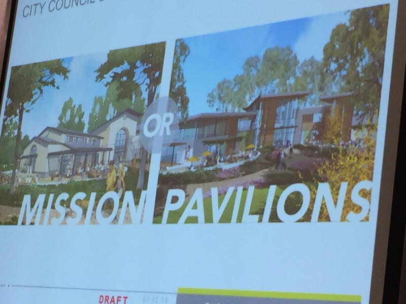 Mission vs Pavilion