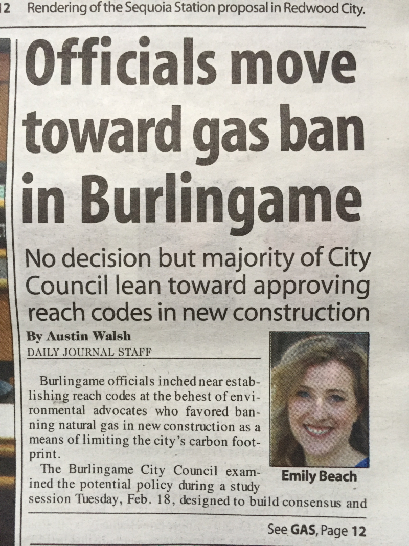 Gas Ban