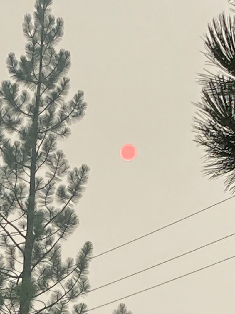 Tahoe fires